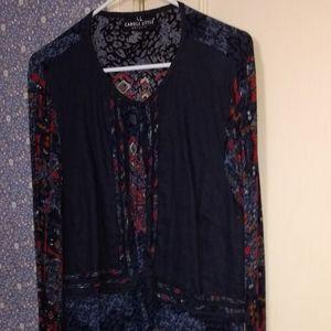 Carole Little dress/tunic